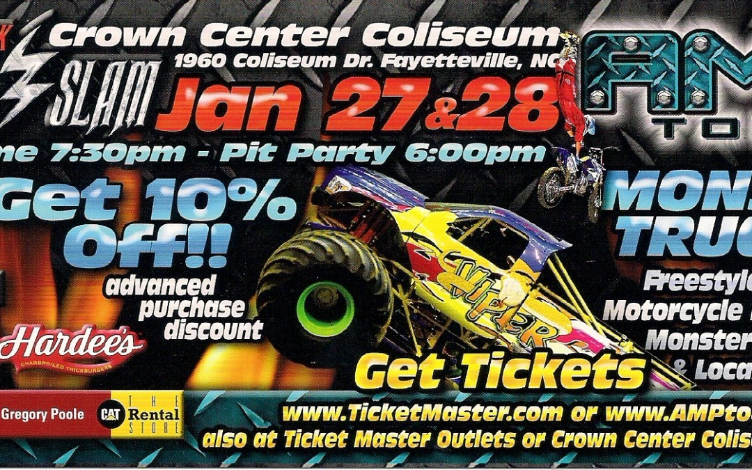 Crown Colosseum January 27th and 28th