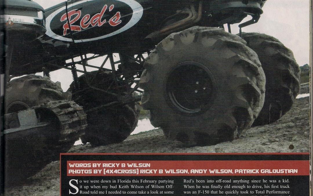 Mud Life Magazine June/July 2012