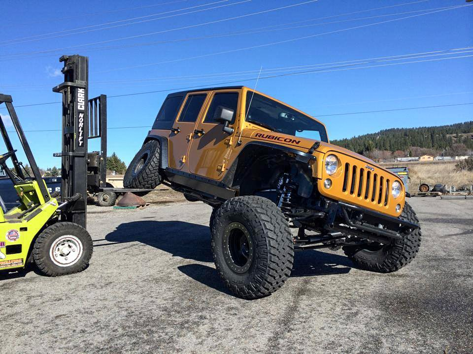 kits coil mono inch wrangler jk en standard lift jeep kit express tube with unlimited shocks door argoob rubicon
