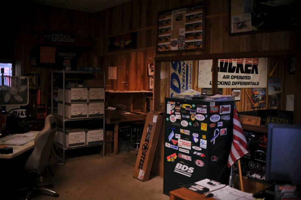 Dodge Wilson Nc >> New Showroom! | Wilson Off Road Shop